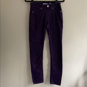 Peter Nygard Purple Jeans Jeggings
